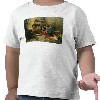 Barn av gatorna av Paris, 1852 T Shirts