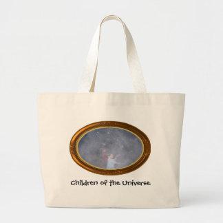Barn av universum jumbo tygkasse