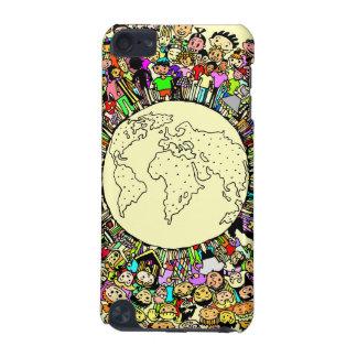 Barn av världen iPod touch 5G fodral