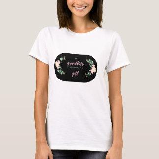 Barnbarn är en gåva från gud t-shirts