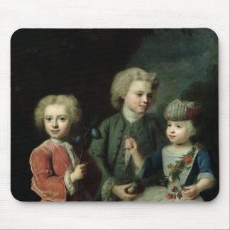 Barnen av councilloren Barthold Musmatta