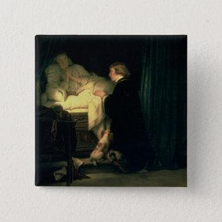 Barnen av droppen för kung Edward av England, 1852 Standard Kanpp Fyrkantig 5.1 Cm