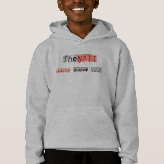 Barnhoodien för NATI (Cincinnati) Tee Shirts