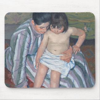 Barns bad, 1893 (olja på kanfas) musmatta