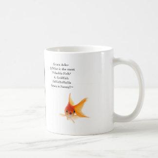 Barns personliga meddelande som göras för att kaffemugg