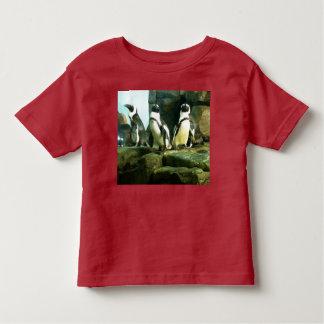 Barns pingvint-skjorta tshirts