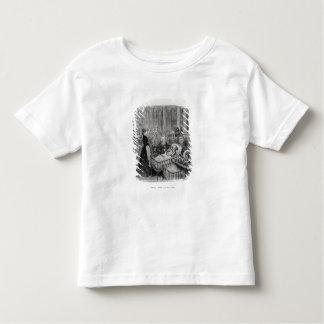 """Barns sjukhus, från """"London: En pilgrimsfärd"""" b T-shirt"""
