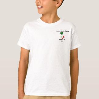 Barns utslagsplats t shirt