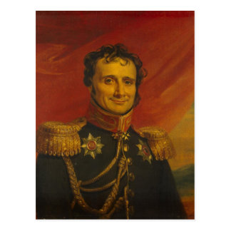 Baron Antoine-Henri Jomini, vid George Dawe Vykort