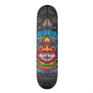Barong färgrik Skateboard