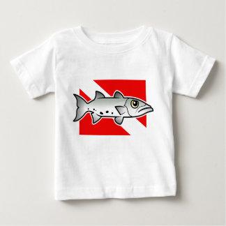 Barracudadykflagga T-shirts