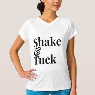 Barreskaka & tuckgenomkörareskjorta tee shirts