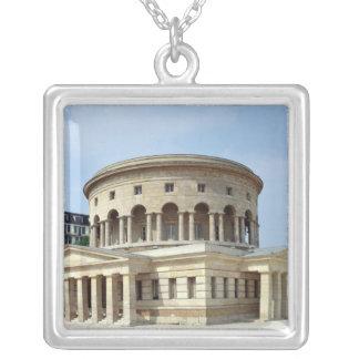 Barrieren de La Villette, 1784-87 Silverpläterat Halsband