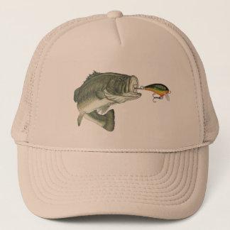 Bas- fiskare hatt keps