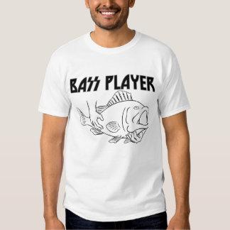 Bas- spelare tröjor