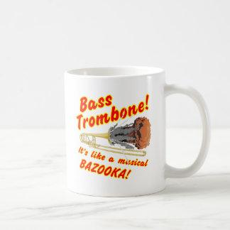 Bas- TrombonemusikalBazooka Kaffemugg