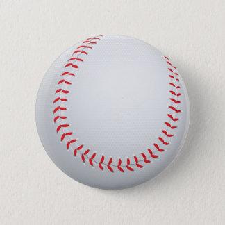 Baseball knäppas standard knapp rund 5.7 cm