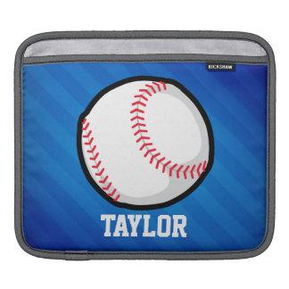 Baseball; Kungliga blåttrandar Sleeve För iPads