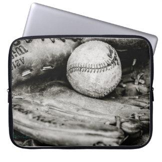 baseball laptop sleeve
