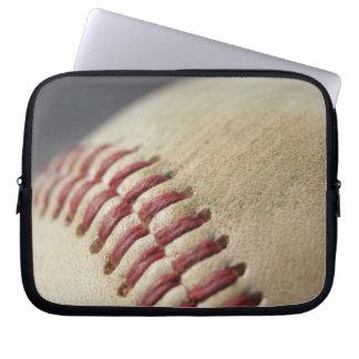 Baseball med får effekt fläcken laptop sleeve
