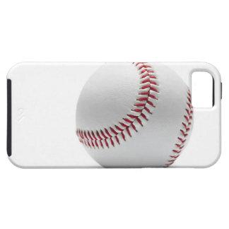 Baseball på vitbakgrund iPhone 5 Case-Mate skal