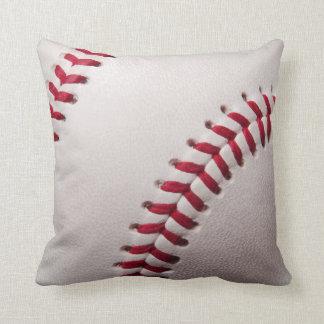 Baseball - skräddarsy baseballbakgrundsmallen kudde