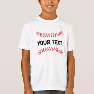 Baseball syr T-tröja för fyra skarvsnabb Tshirts
