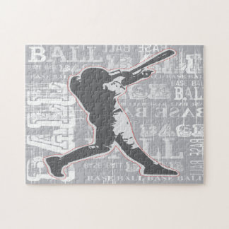 Baseballdesignpussel Pussel