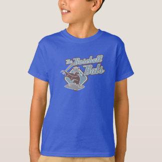 Baseballet slår till den ordleka T-tröja Tee Shirt