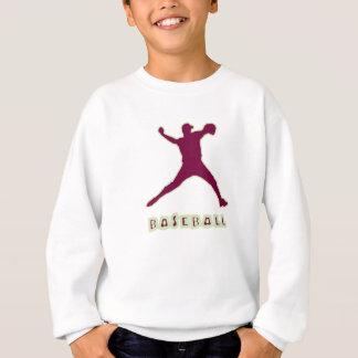 Baseballkannan lurar tröjan tee shirt