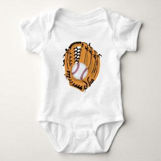 Baseballkarda och boll t shirts