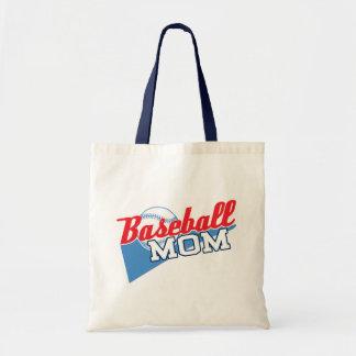 Baseballmamma Tygkassar