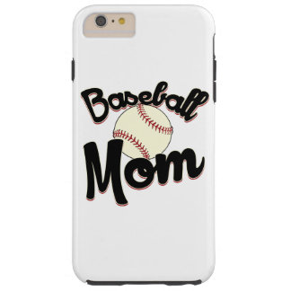 Baseballmamma Tough iPhone 6 Plus Fodral