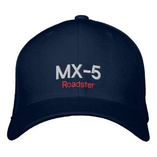 Baseballmössa för kaffebrännare MX-5 Broderad Keps