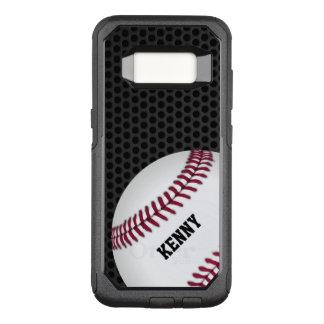 BaseballOtterbox Samsung S8 fodral