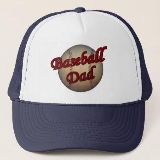 Baseballpappahatt Truckerkeps