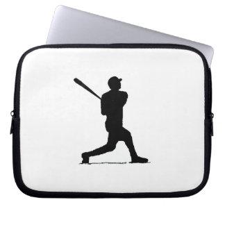 Baseballplayr Laptop Sleeve