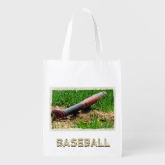 Baseballsäsonganpassningsbar Återanvändbar Påse