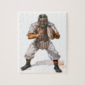 Baseballstoppare Pussel