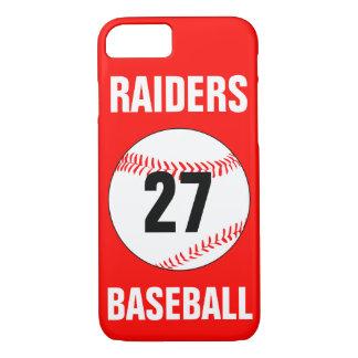 Basebollspelaren beställnings- Jersey numrerar &