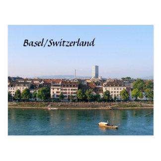 Basel/Schweitz - vykort