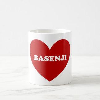 Basenji Kaffemugg