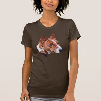 basenjitriangel t-shirts