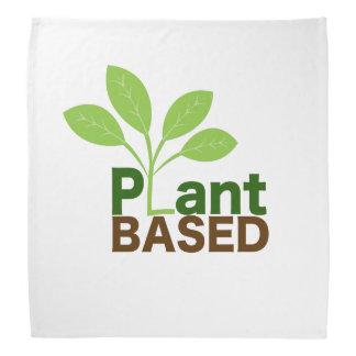 Baserad Bandana för växt