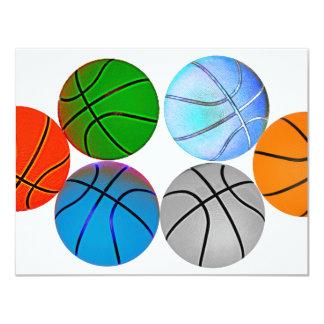 Basket 2010 10,8 x 14 cm inbjudningskort