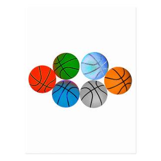 Basket 2010 vykort