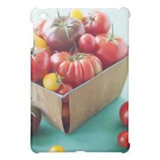 Basket av Heirloomtomater iPad Mini Mobil Skal