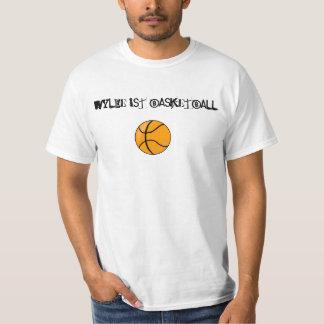 basket_ball Wylie 1st basket Tröja