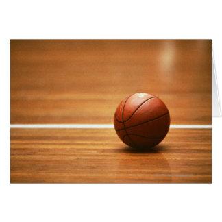Basket Hälsningskort