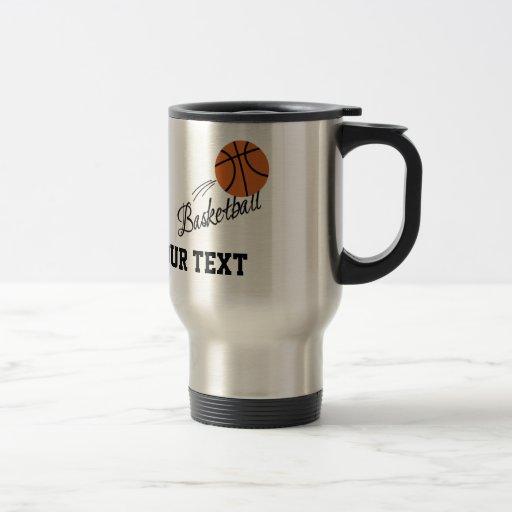 Basket Mugg